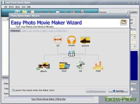 Easy Photo Movie Maker 4.46