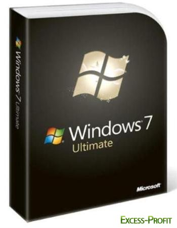 Windows 7 Ultimate SP1 Rus/Eng (x86/x64) 19.08.2011 by Tonkopey