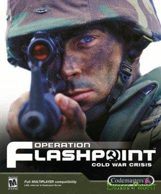 Operation Flashpoint: Cold War Crisis (2001/PC/RUS)