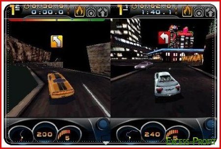 Need For Speed Carbon 3D / ������� �������� ������ 3D