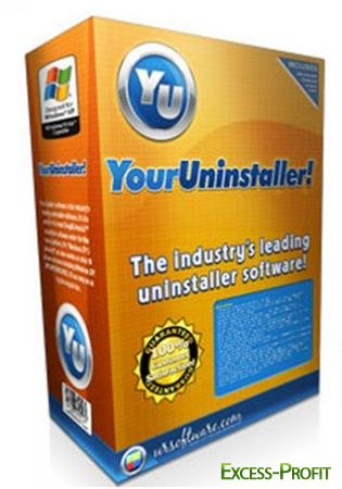 Your Uninstaller! PRO 7.3.2011.04 RePack by KpoJIuK [Русский / Необычайно английский]