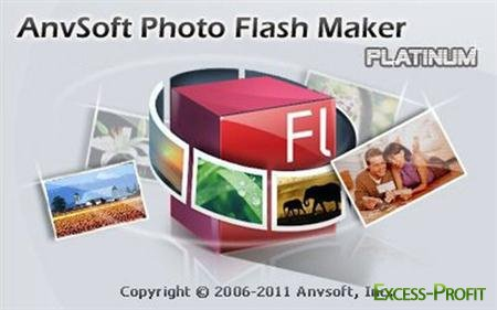 AnvSoft Photo Flash Maker Platinum 5.39 (Multi/Rus)