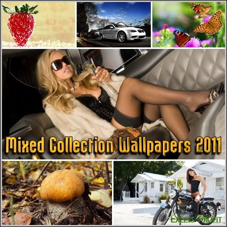 Mixed Collection Wallpapers 2011