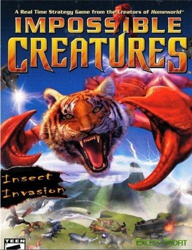 Impossible Creatures + Insect Invasion (2006/Rus/Eng/PC) Lossless Repack �� R.G. Catalyst