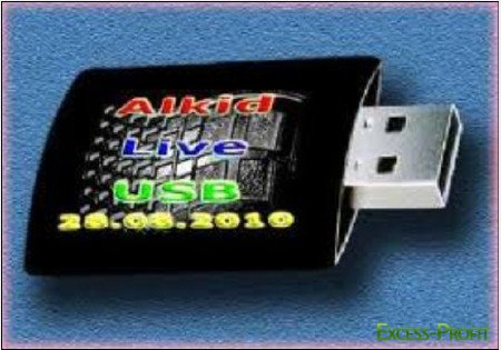 Alkid Live CDand USB