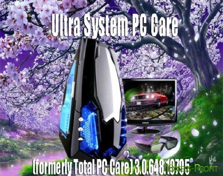 Ultra System PC Care (formerly Total PC Care) 3.0.648.10795