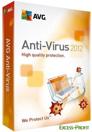 AVG Anti-Virus Pro 2012 v12.0.1808 Build 4492 Final