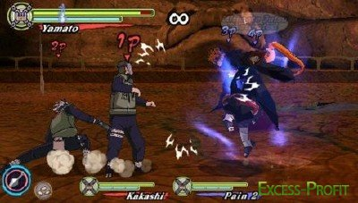 Naruto Best Collection (2007-2011/PSP/ENG)