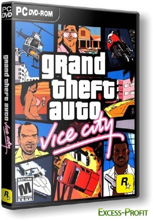 Grand Theft Auto: Vice City Deluxe (2003/RUS/ENG/RePack �� N-torrents)