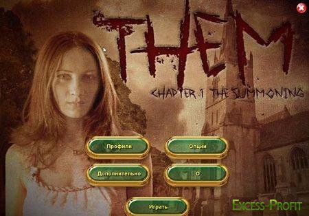 Them: The Summoning (2011/Rus/Eng/Final)