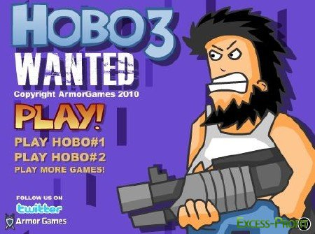 Hobo 3. Wanted / ��������� � ���������� (2011/Russ)