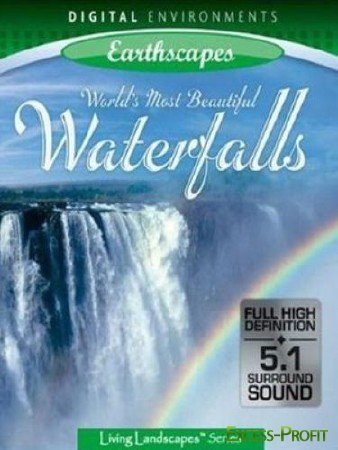 ����� ����: ���������� �������� / Earthscapes - World's Most Beautiful Waterfalls (2009) BDRip