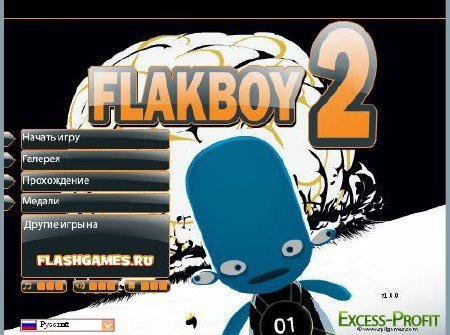 Flakboy 2 (2011/PC/Russ)
