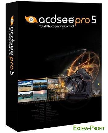 ACDSee Pro 5 Build 110 Final +RePack