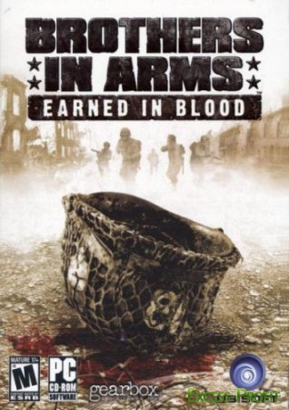 Brothers In Arms: Earned In Blood (2005/MULTI5)