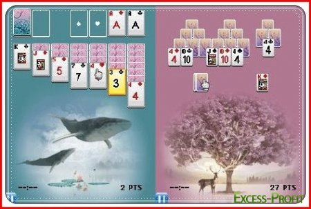 Solitaire 8 in 1 2011/ ������� 8 � 1 2011