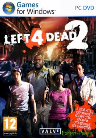 Left 4 Dead 2 v.2.0.8.6 (2009/Rus/Eng/PC) Lossless RePack �� Aface