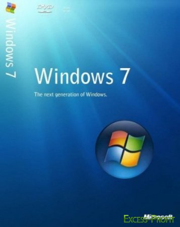 Windows 7 5in1+4in1 English (x86/x64) 03.09.2011
