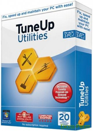 TuneUp Utilities 2011 10.0.4400.22 Portable by PortableApps