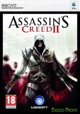 Assassin's Creed II (2009/MacOS/ENG)