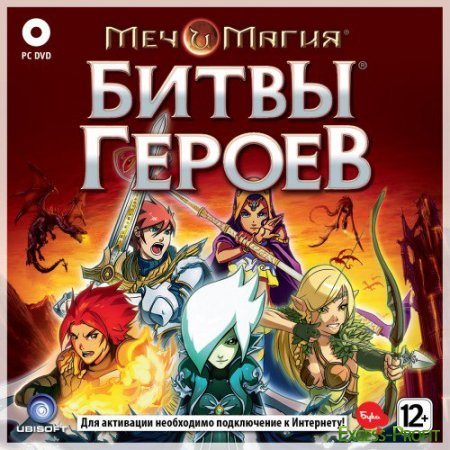��� � �����: ����� ������ / Might and Magic: Clash of Heroes (2011/RUS/Multi8-RELOADED)