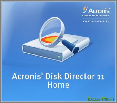 Portable Acronis Disk Director 11.0.2121 Home Ru