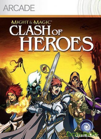 Might and Magic: Clash of Heroes (2011/Multi8/Rus/Eng/Repack by Dumu4)