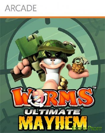 Worms™ Ultimate Mayhem (Team17) by THETA (2011/RUS/MULTI7)