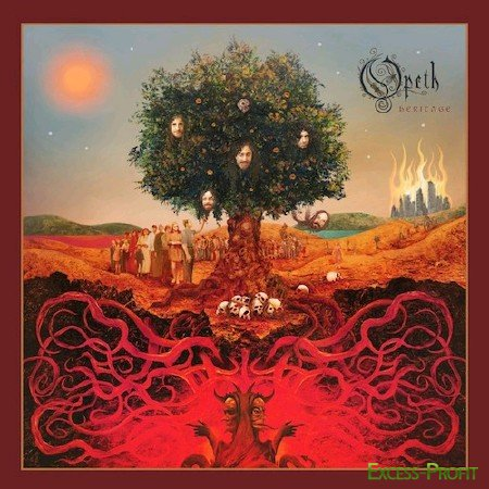 Opeth Heritage [ Progressive Metal, DVD5 ] (2011 )
