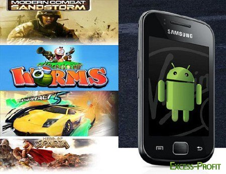5 ��� � ����� ��� Samsung Galaxy Gio Android [2011/ENG]