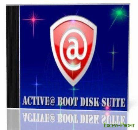 Active@ Boot Disk Suite v 5.4.5 Portable