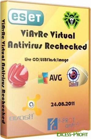 ViAvRe Virtual Antivirus Rechecked ����������� Live CD/USBFlash/Image � ������������ (02.09.2011)