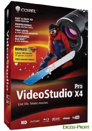 Corel VideoStudio Pro X4 14.1.0.150 Final 2011