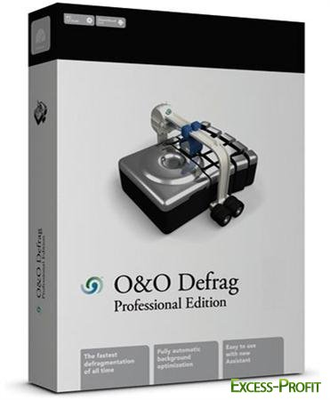 O&O Defrag Professional 15.0 Build 83 RePack by KpoJIuK (RUS/ENG)