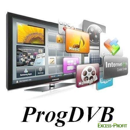 ProgDVB Professional 6.72.3 (ML/RUS)