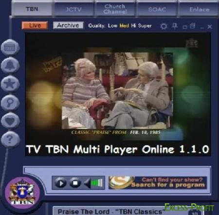 TV TBN Multi Player Online 1.1.0