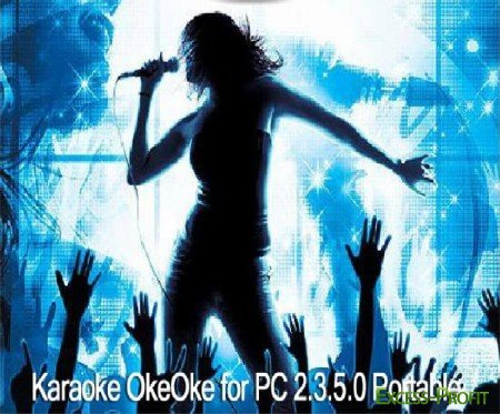 Karaoke OkeOke for PC 2.3.5.0 Portable