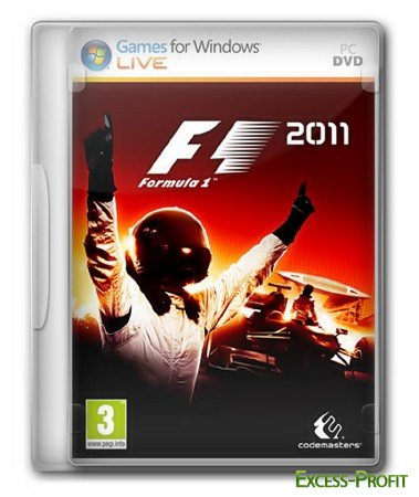 F1 2011 (2011/ENG/RePack by � R.G. KRITKA Packers)