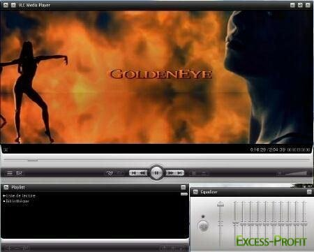 VLC Media Player 1.2.0 Nightly 16.10.2011 Portable (ML/RUS)