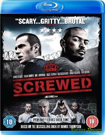 �������� / Screwed (2011/HDRip/1400MB) ������������ �������!
