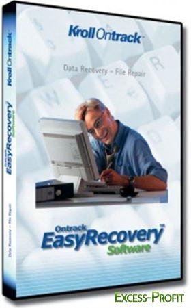 Ontrack EasyRecovery Professional v6.22.retail-FOSI Eng