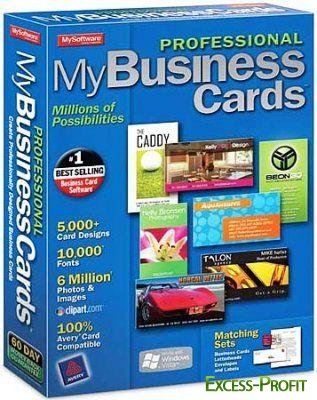 BusinessCards MX 4.61 (ML/RUS/2011)