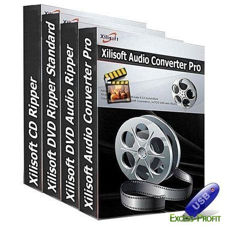 Xilisoft Ripper Portable Pack Gold 6.5.8.0513