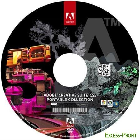 �������� �������� Adobe CS5 end CS5.5 [2011/Portable]