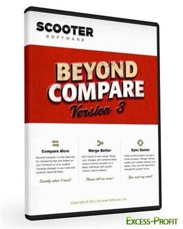Beyond Compare Pro v3.3.3 Build 14128