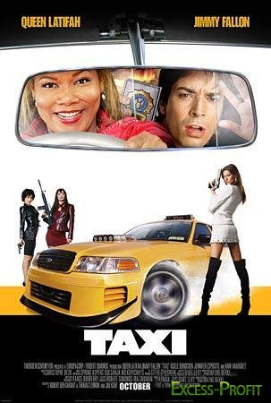 Нью-Йоркское таксомотор / New York Taxi (2004) BDRip