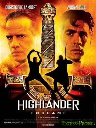 ����� 4: ������ ���� / Highlander: Endgame (2000) HDRip
