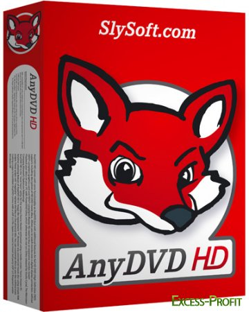 AnyDVD & AnyDVD HD 6.8.7.0 Final