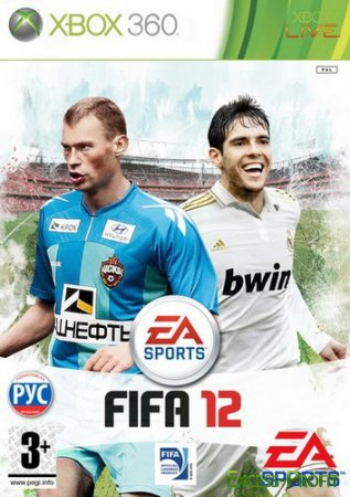 FIFA 12 (2011/PAL/RUSSOUND/XBOX360)