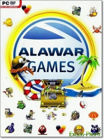 ���� ��� ������� / Alawar Games for girls (2005-2011/RUS) 8 in1